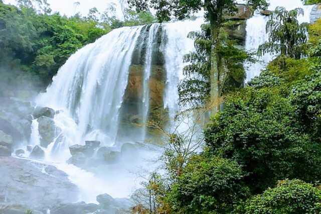 Kuthumkal Waterfalls
