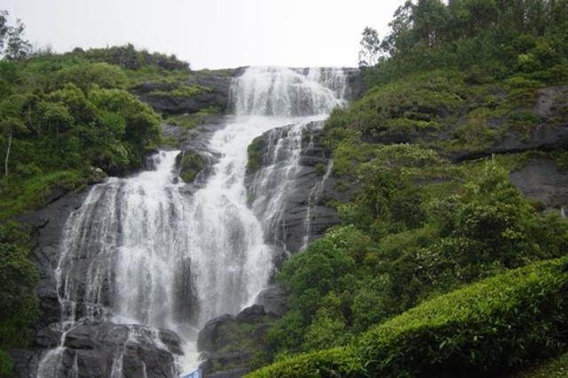 Nyayamakad Waterfalls